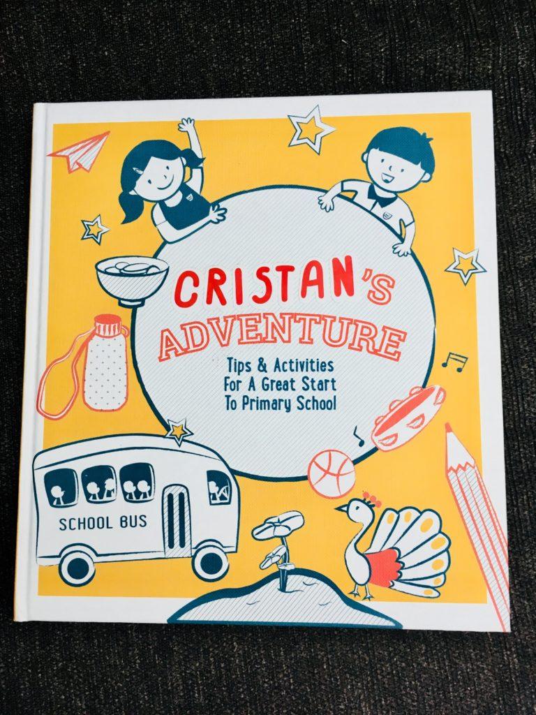 Cute guide book to prepare kids for Pri One!