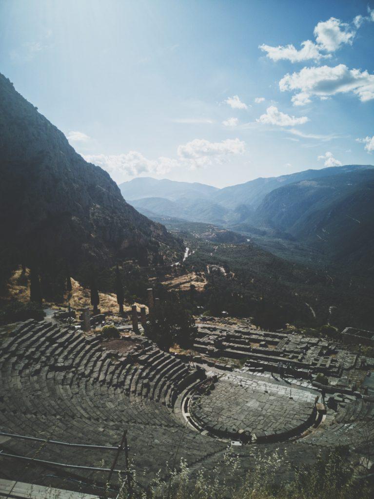 Temples of Delphi