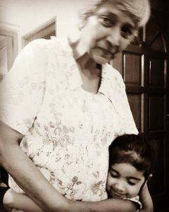Nana and Danielle