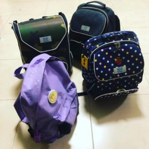 RatnamKiDS School Bags