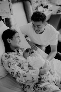 Cheryl's Family Photo with Baby Emma (1)